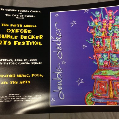 2000 Festival Poster