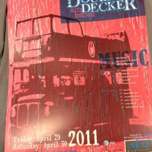 2011 Festival Poster