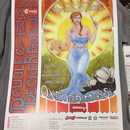 2013 Festival Poster